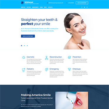 Website Template № 64127