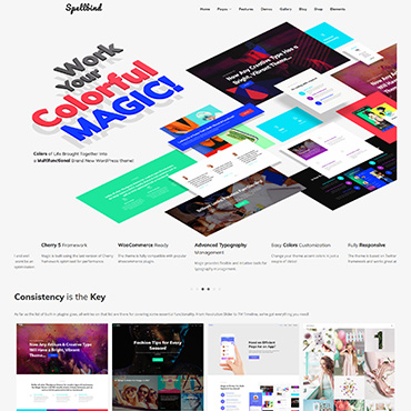 Website Template № 64128