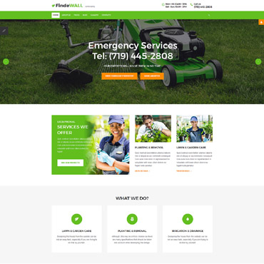 Website Template № 64130