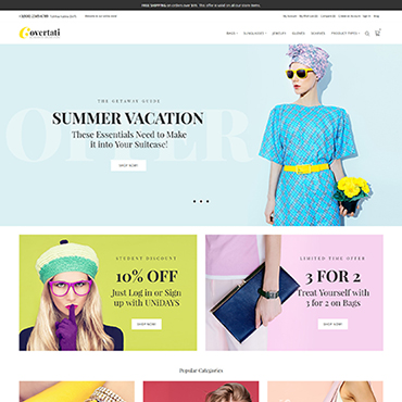 Website Template № 64134