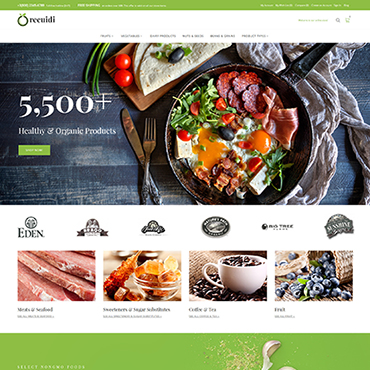 Website Template № 64136