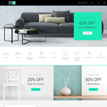Website Template № 64138