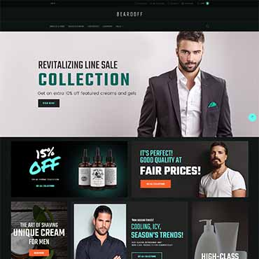 Website Template № 64153
