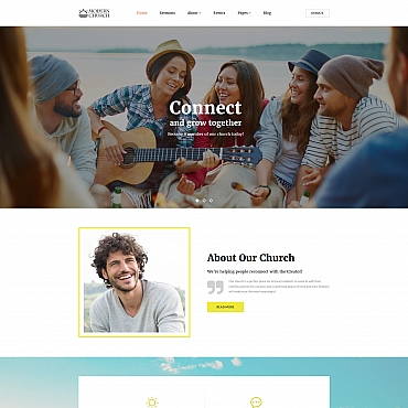 Website Template № 64170