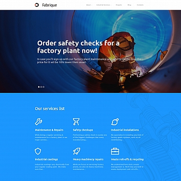 Website Template № 64183
