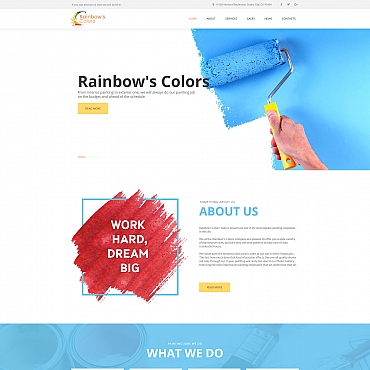 Website Template № 64191