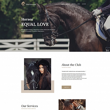 Website Template № 64195