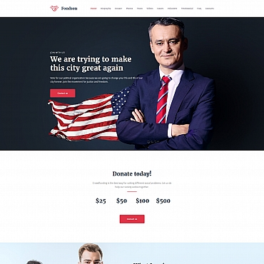 Website Template № 64197