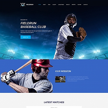 Website Template № 64198
