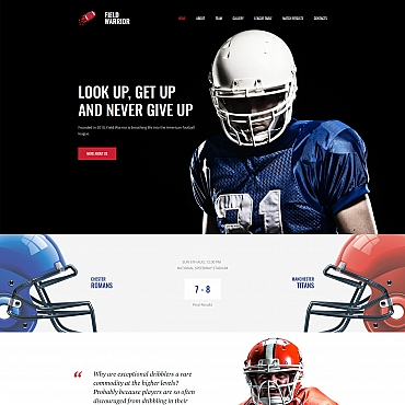 Website Template № 64200