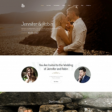 Website Template № 64204