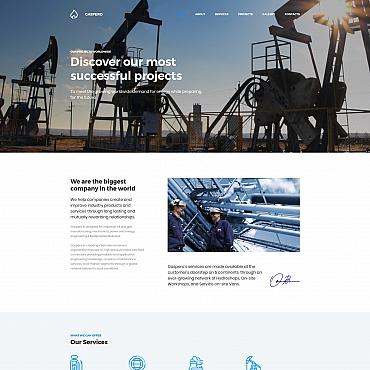 Website Template № 64211