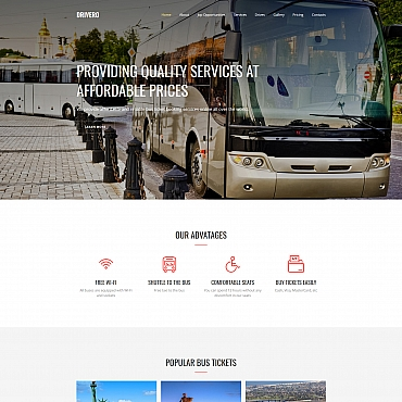 Website Template № 64212