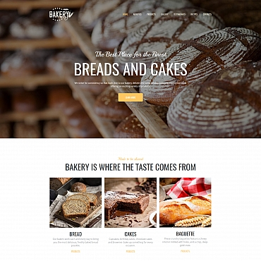 Website Template № 64213