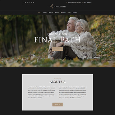Website Template № 64353