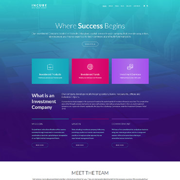 Website Template № 64354