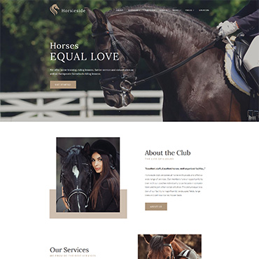Website Template № 64356