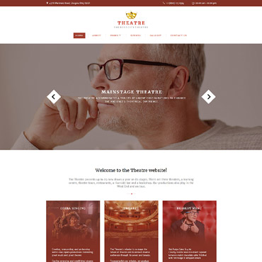 Website Template № 64379