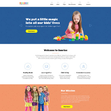Website Template № 64399