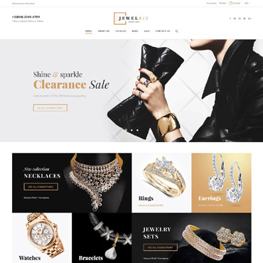 Website Template № 64465