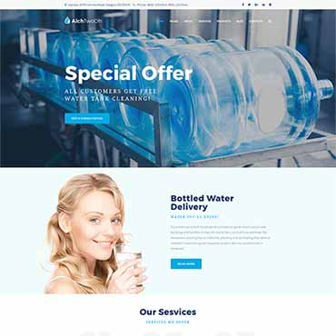 Website Template № 64485