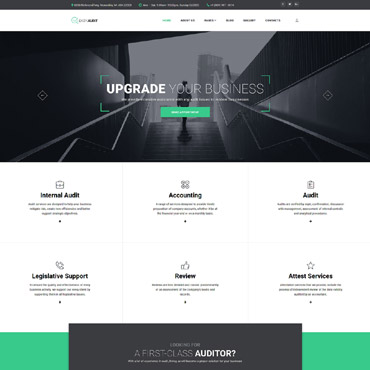 Website Template № 64495
