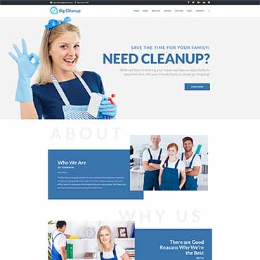 Website Template № 64521