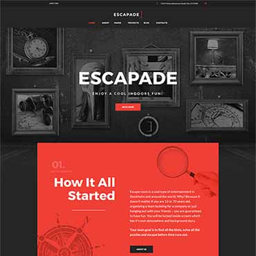 Website Template № 64522