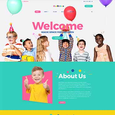 Website Template № 64547