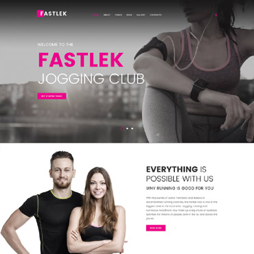Website Template № 64552