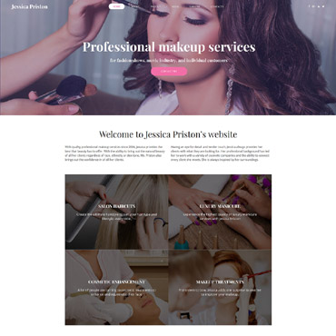 Website Template № 64554