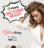 Šablona pro Shopify #64564