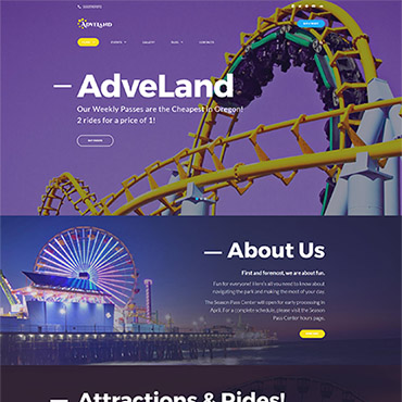 Website Template № 64616