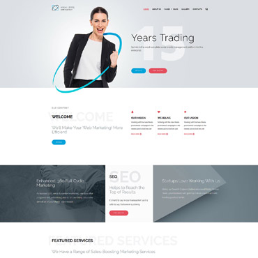 Website Template № 64630