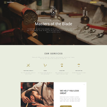 Website Template № 64638