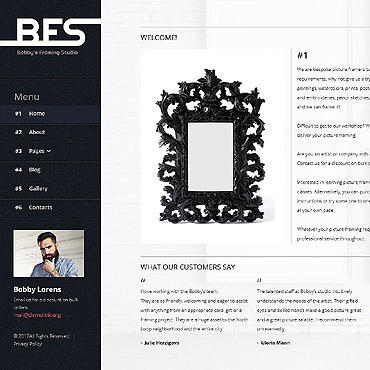 Website Template № 64642