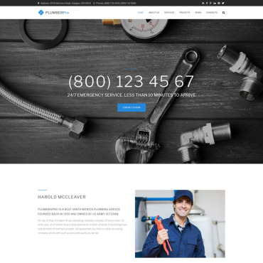 Website Template № 64646