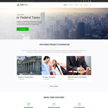 Website Template № 64648