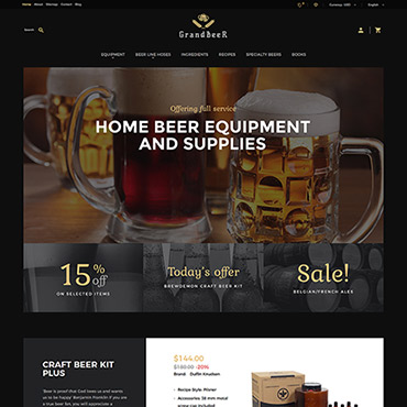 Website Template № 64650