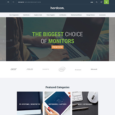 Website Template № 64654