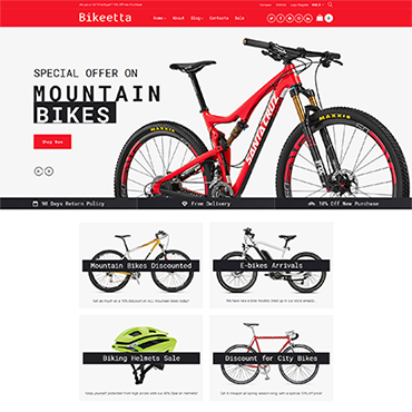 Website Template № 64658