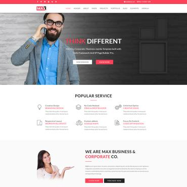 Website Template № 64664