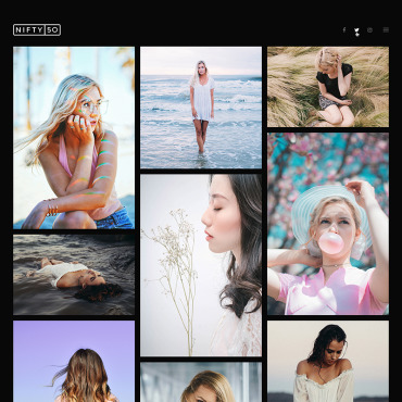 Website Template № 64743