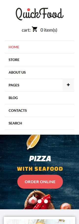Wygląd strony na telefonie typu SmartPhone (2)