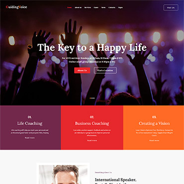 Website Template № 64747