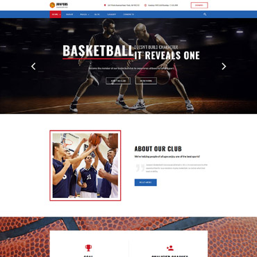 Website Template № 64777