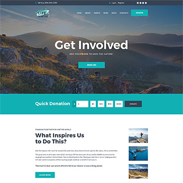 Website Template № 64785