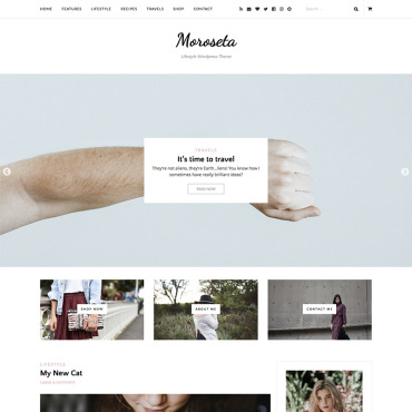 Website Template № 64788