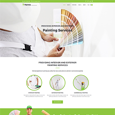 Website Template № 64793