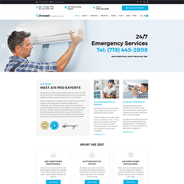 Website Template № 64814